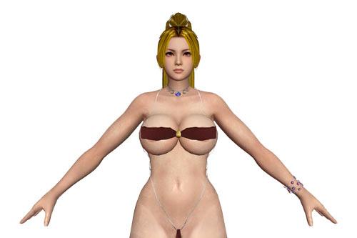 Mai Shiranui Micro Bikini