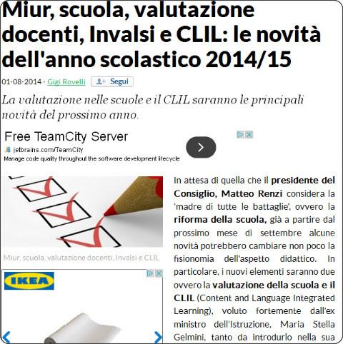 http://it.blastingnews.com/lavoro/2014/08/miur-scuola-valutazione-docenti-invalsi-e-clil-le-novita-dell-anno-scolastico-2014-15-00115802.html