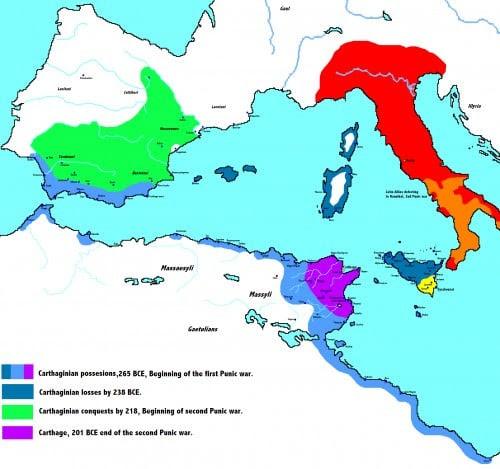 Carthage during the Punic Wars