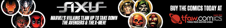 Marvel's Fear Itself at TFAW.com