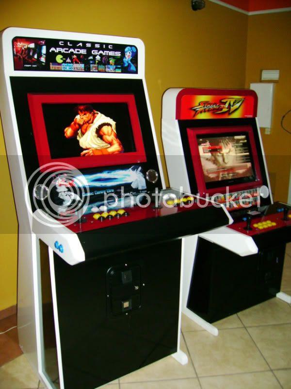 Arcade Moderno Multijogos
