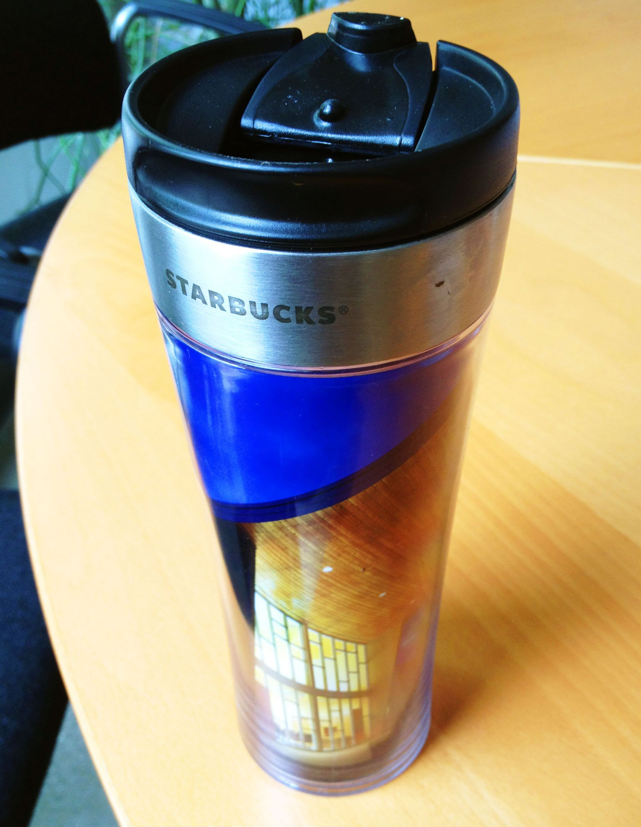 Offtopic Customizing The New Starbucks 16oz Stainless Tumbler