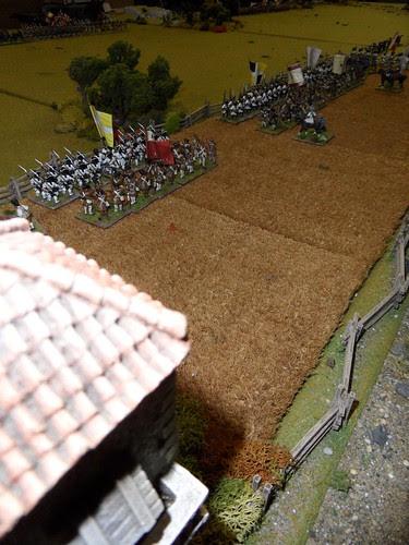 Militia in the Cornfield