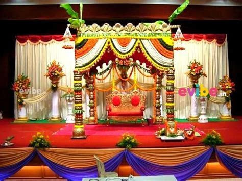 Best value traditional wedding mandap decoration for