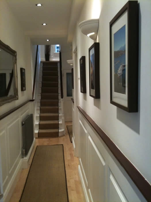 Entrance Halls Wall Panelling