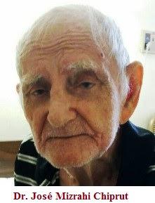 Fallece en Miami, Fl. el expreso político cubano Dr. José Mizrahi Chiprut.