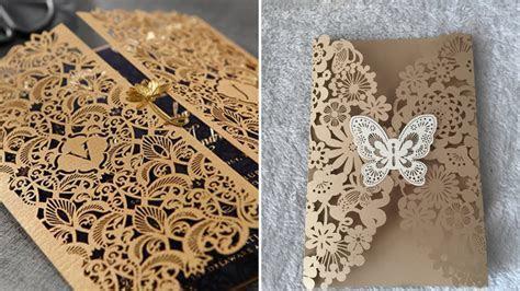 Wedding Card Invitation Ideas    Latest Wedding Cards 2018