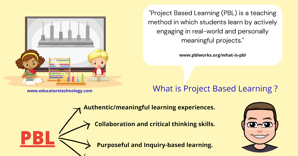 3 Important Resources to Help You Integrate Project Based Learning in Your Classroom