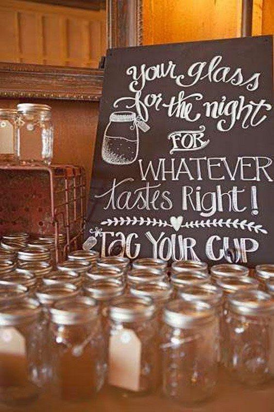 50 Ways To Incorporate Mason Jars Into Your Wedding 2536048 Weddbook
