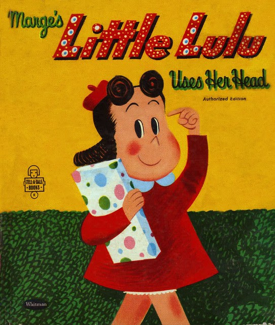 Marge's Little Lulu Uses Her Head00001