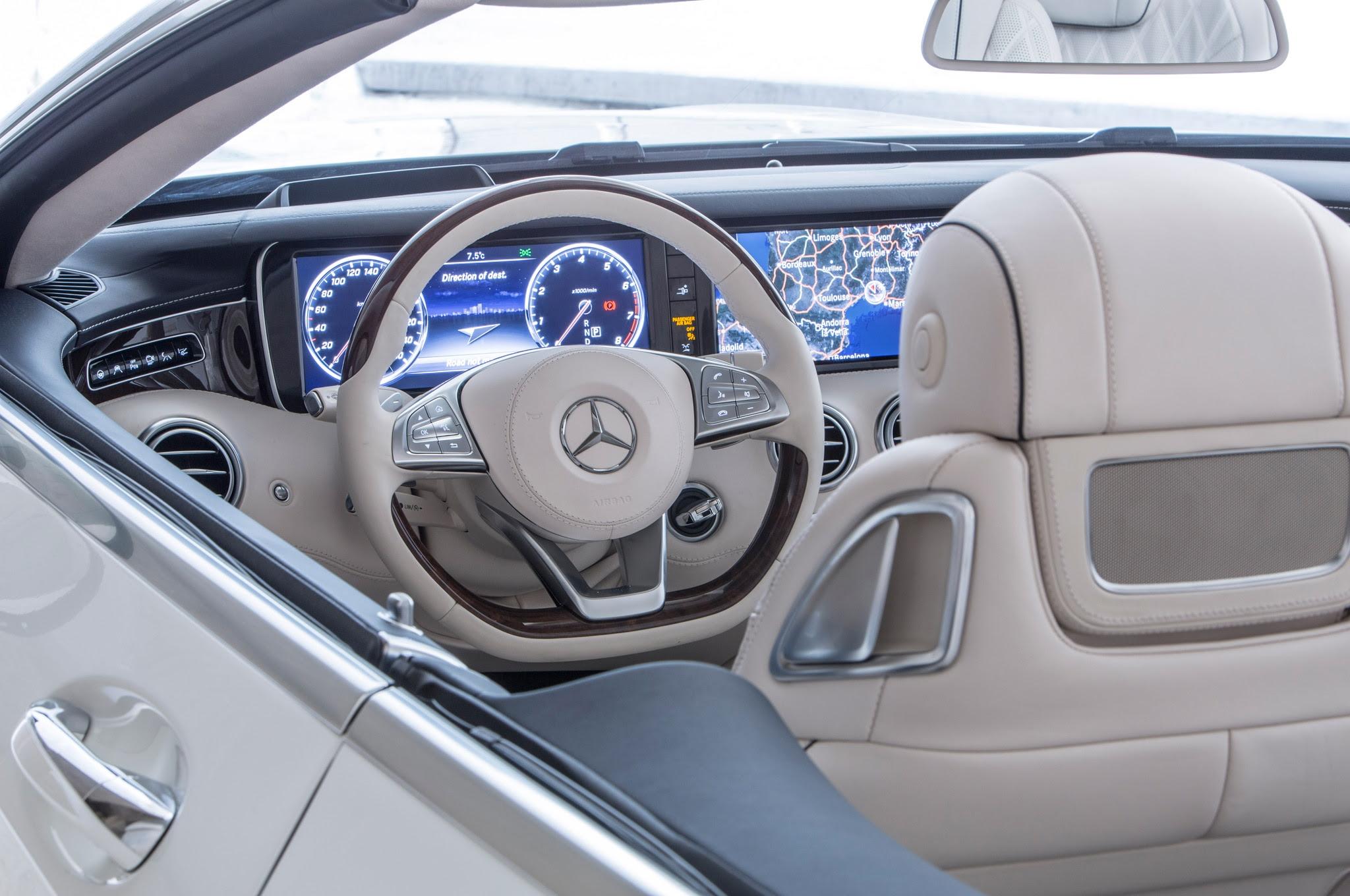 2017 Mercedes-Benz S500 Cabriolet Review