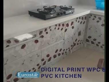 Best wpc Kitchen interior and wardrobes by eurostarkitchen- uppal-500039