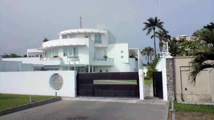 Image result for aliko dangote house