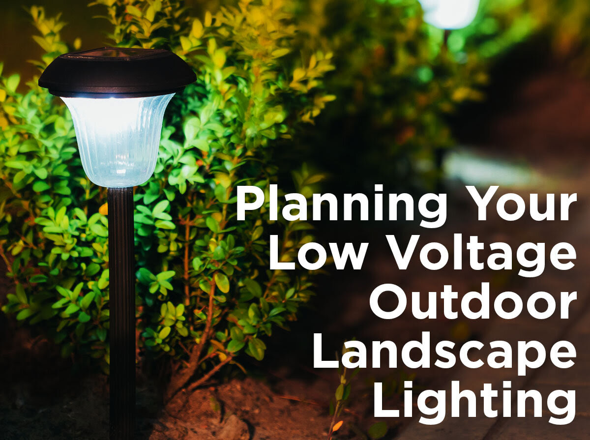 Planning Your Low Voltage Outdoor Landscape Lighting 1000bulbscom