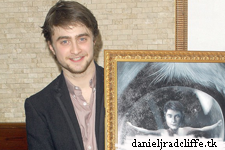 Updated: Dan receives portrait Tony's di Napoli Wall of Fame