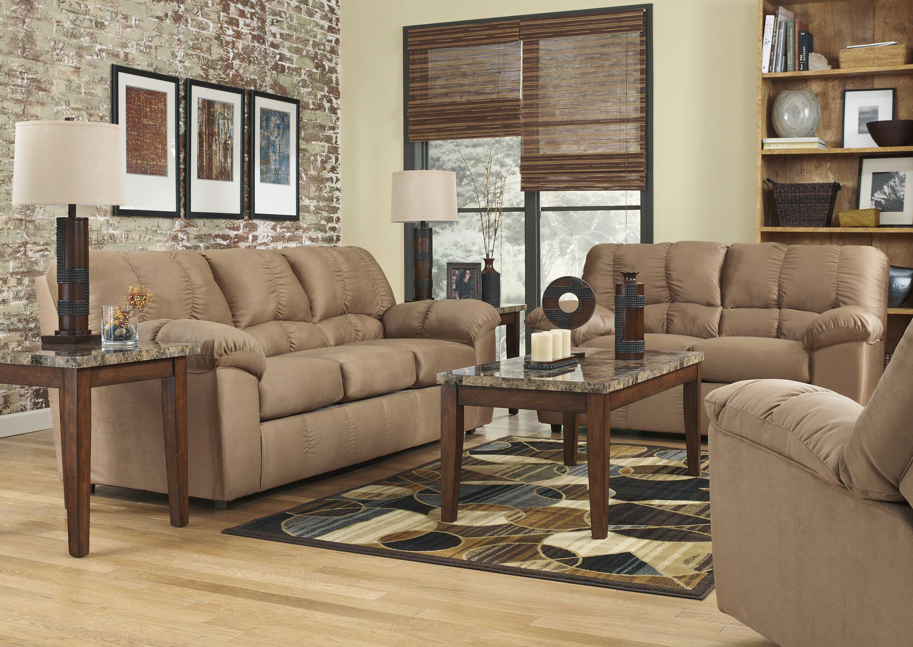 Ashley Living Room Sofa Sets
