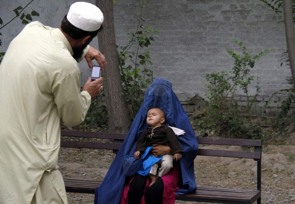 Repatriación de afganos refugiados en Pakistán