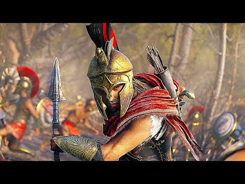 ASSASSIN'S CREED ODYSSEY - Gameplay Walkthrough Demo (E3 2018)