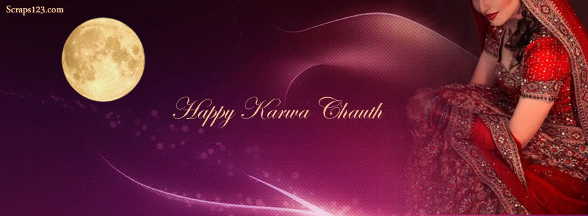Karwa Chauth Karva Chauth Fb Cover Happy Karwachouth Facebook Pic