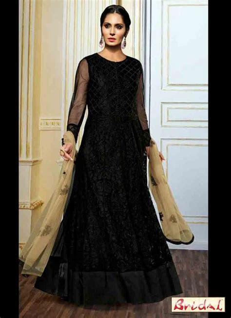 Latest indian anarkali frocks and salwar suit designs 24