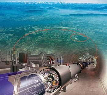 LHC pode se tornar a primeira máquina do tempo do mundo