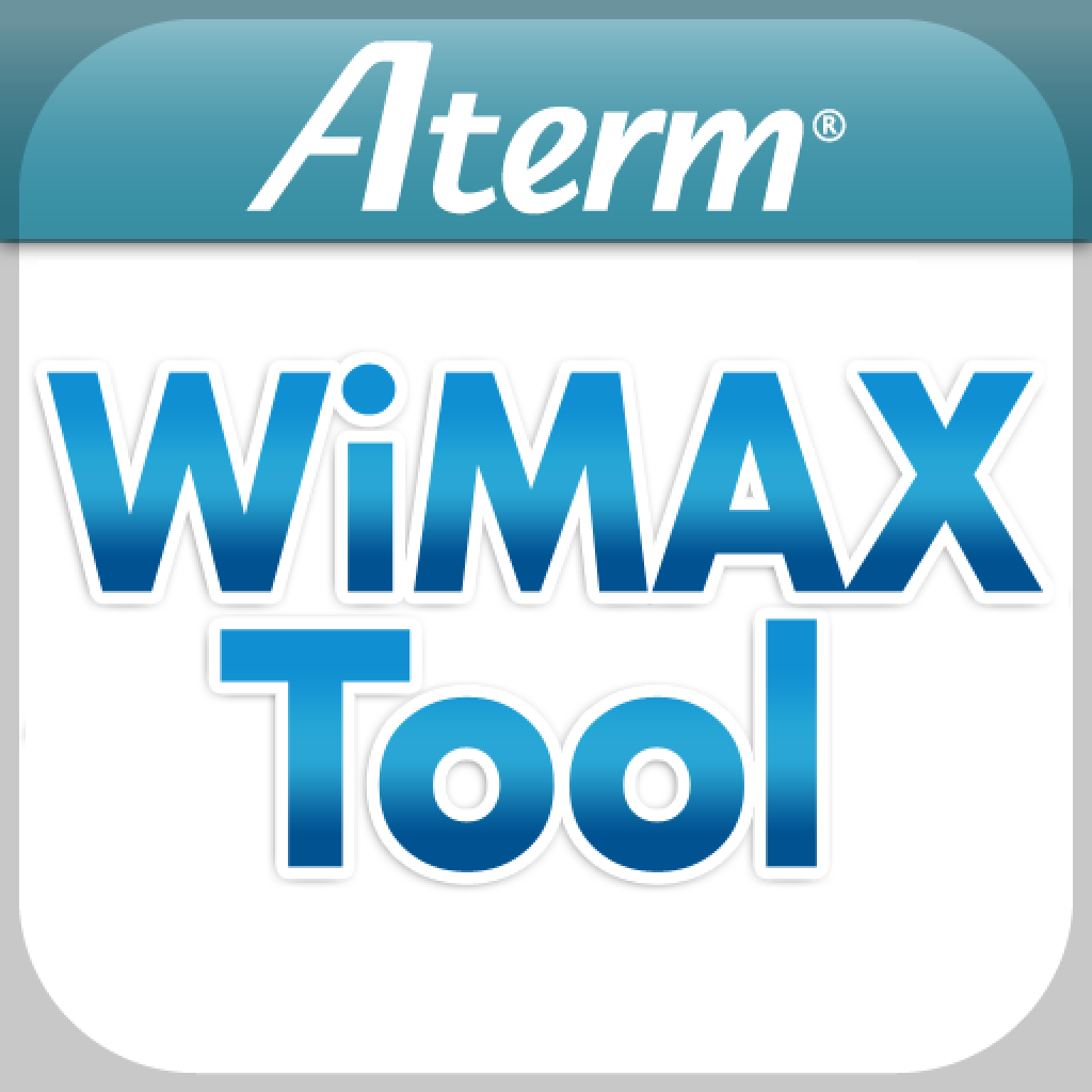 Aterm WiMAX Tool