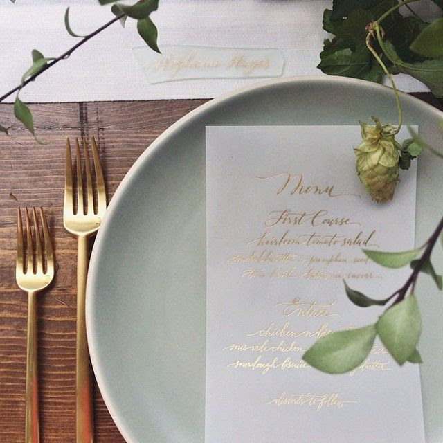 Lovely earth tones wedding by Bash Please // Table ware by Casa de Perrin.
