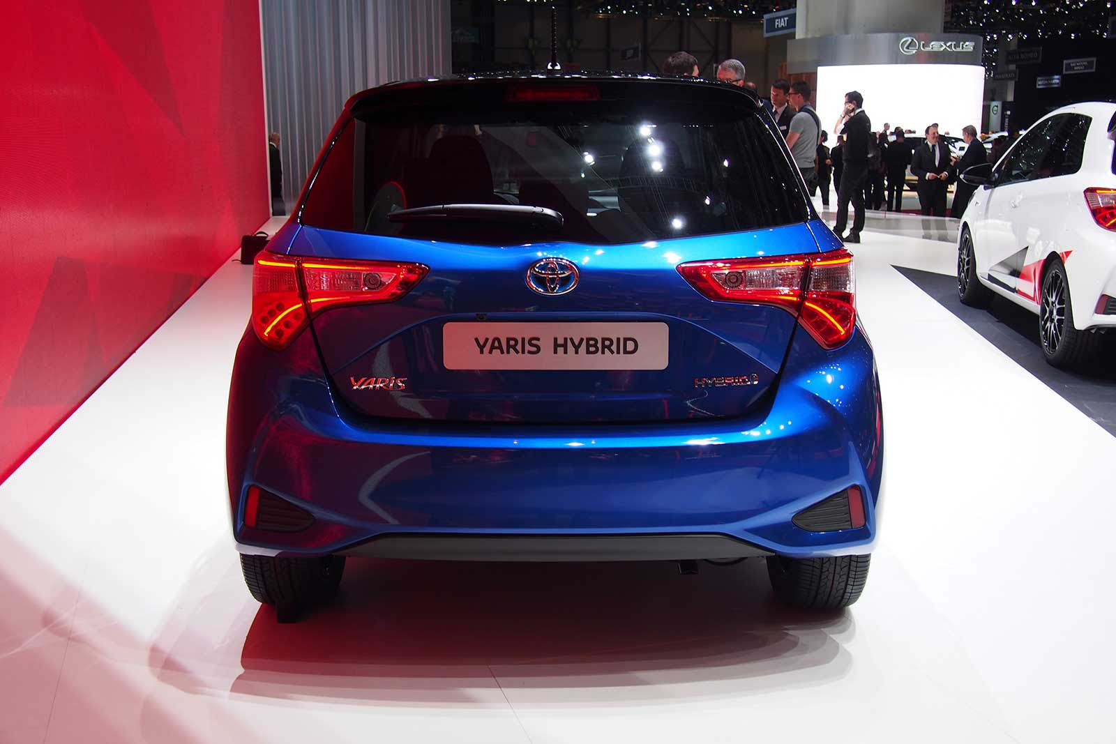2018 Toyota Yaris Subcompact Car A To B Refined From A To ...