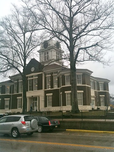 Morgan County Courthouse - West Liberty, Ky.