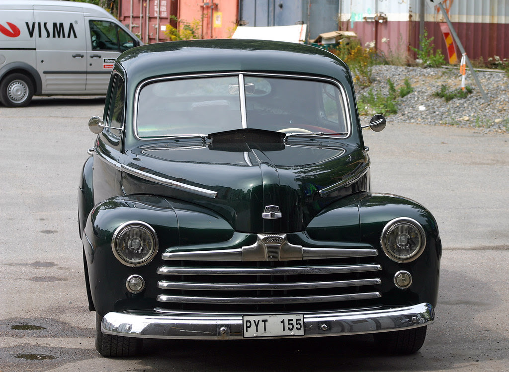 1947 Ford Tudor Sedan