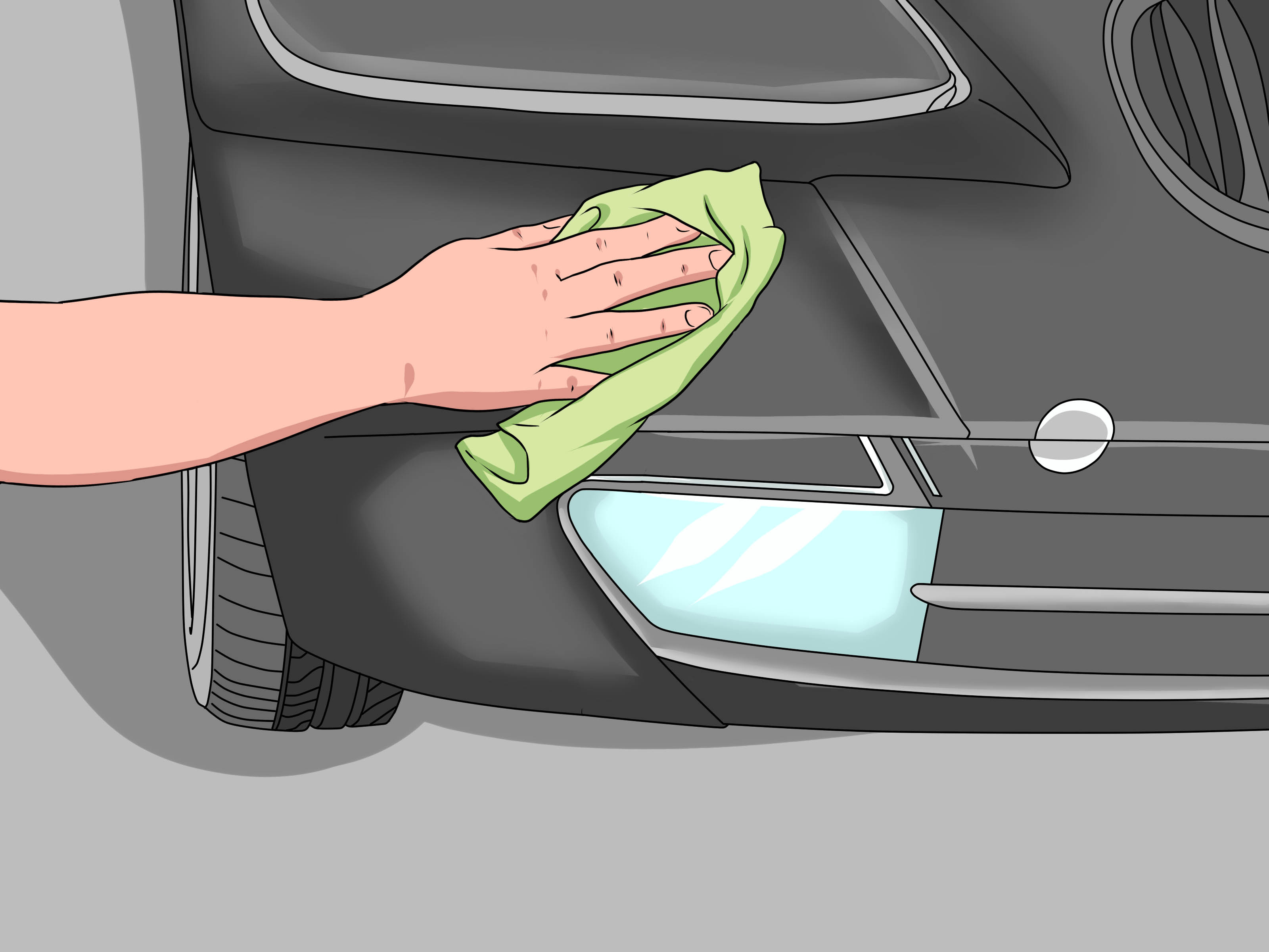 How to Remove Bumper Stickers: 9 Steps (with Pictures ...