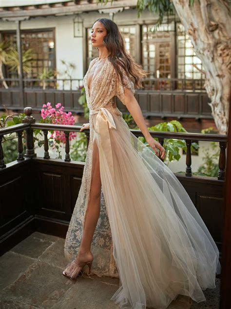 Galia Lahav 2018 Florence By Night   ElegantWedding.ca
