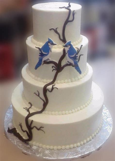 Platinum Artistic Wedding Cakes ? Artistic Desserts