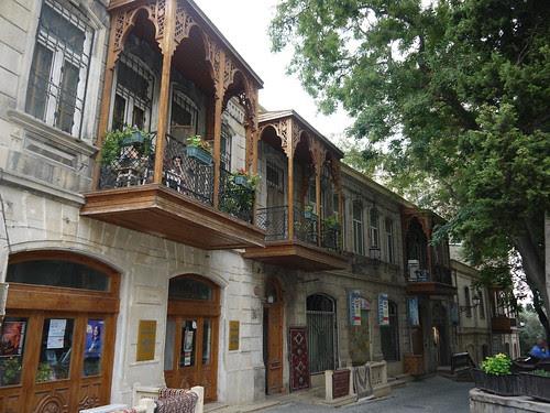 Azerbaijan by Yekkes