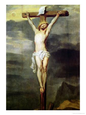 Christ on the Cross, 1627 Lámina giclée