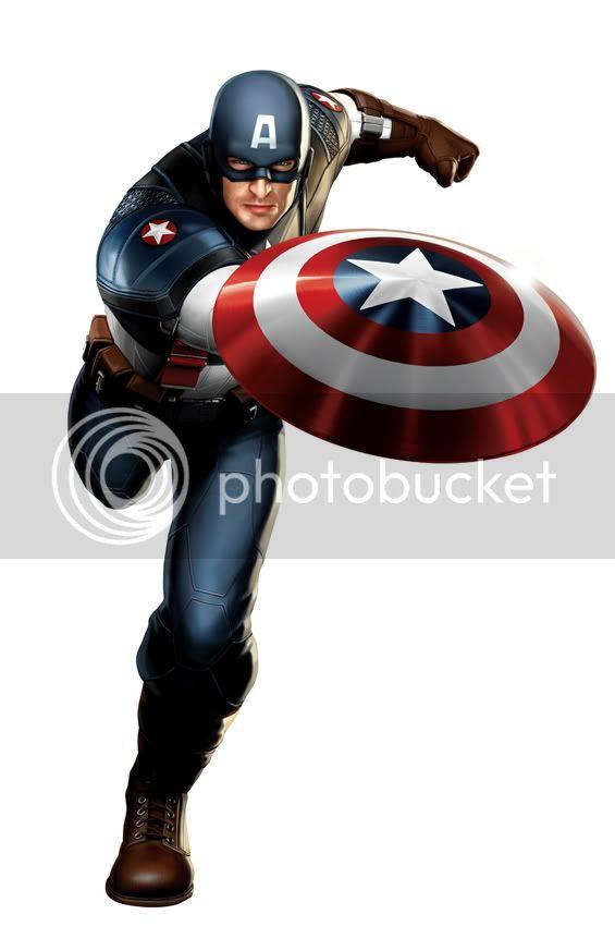 Caps Costume