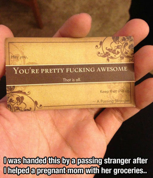 Things That Are Just Totally Awesome