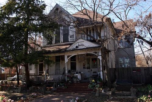 e.j. neathery house