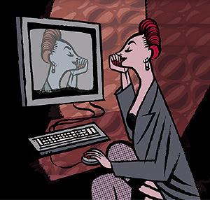 El ordenador puede ser un buen aliado. ( Ilustración: Santiago Sequeiros)