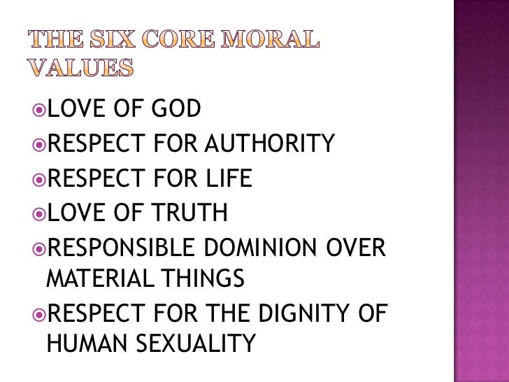 What Is Meant By Moral Values The Ethics Morals Values
