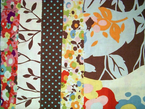 Potential Patchwork Fabric