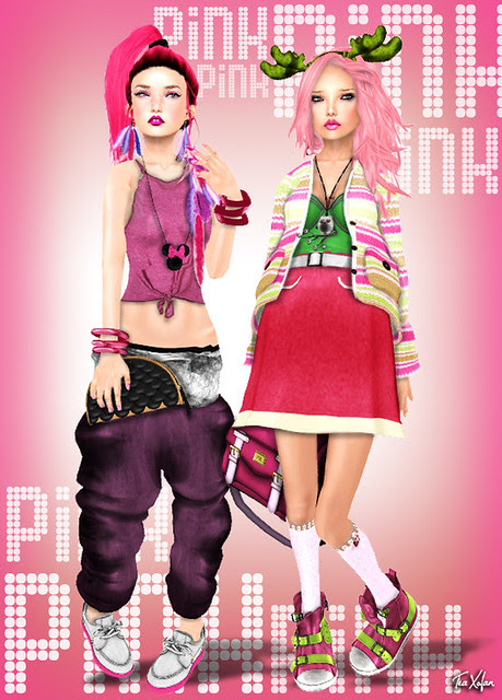#Pink-COLORSTYLE#14