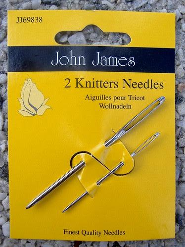 grandma needles