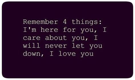 Im Here For You Always Quotes