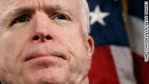 McCain open to nuclear weapons for South Korea
