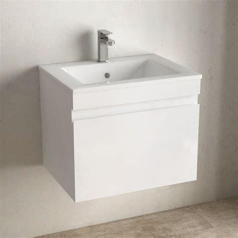 meuble vasque  cm blanc stage meuble salle de bain