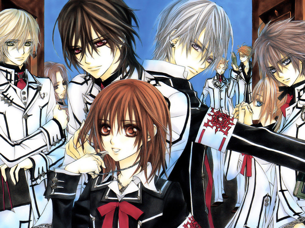 Vampire Knight anime wallpaper title=