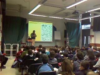 Goria - lezione Anonima Fumetti a Pino
