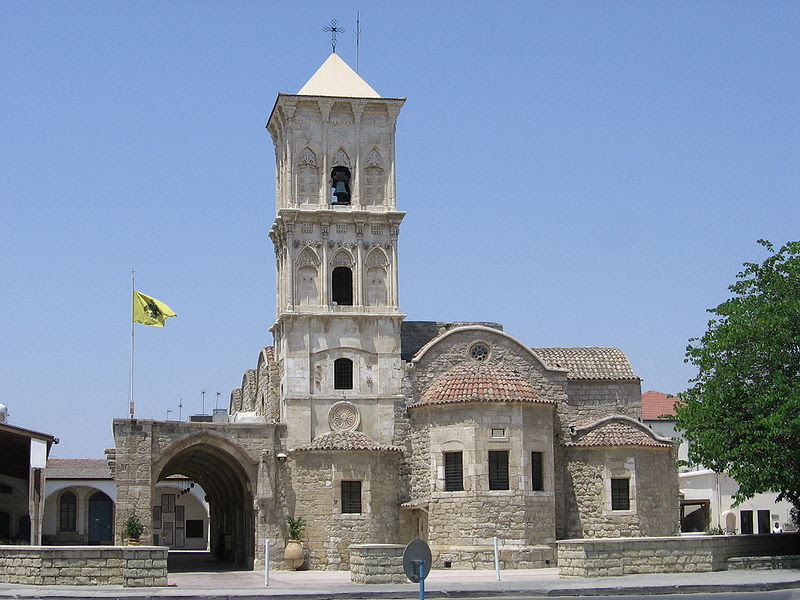 Dosiero:St. Lazarus Church in Larnaka, Cyprus.jpg
