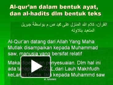 Download 102 Background Ppt Tentang Al Quran Gratis